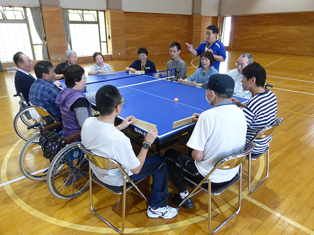 スポーツ教室01