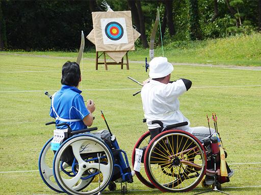 秋田県身体障害者アーチェリー協会