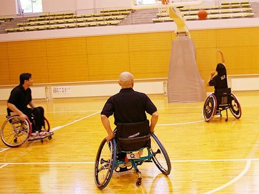 秋田県車椅子バスケットボールクラブ