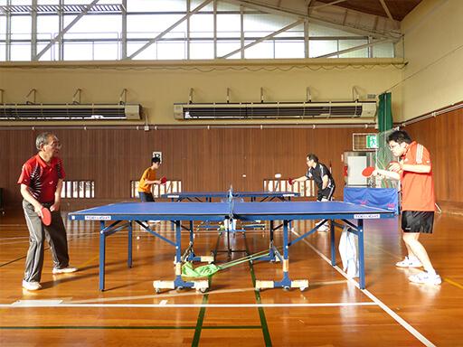 秋田県身体障害者卓球協会