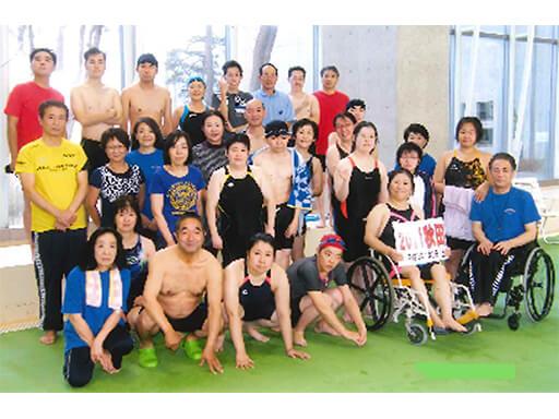 秋田県障害者水泳協会(秋田ぶりこSC)